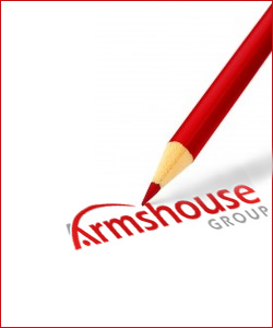Logo Design by Armshouse Group